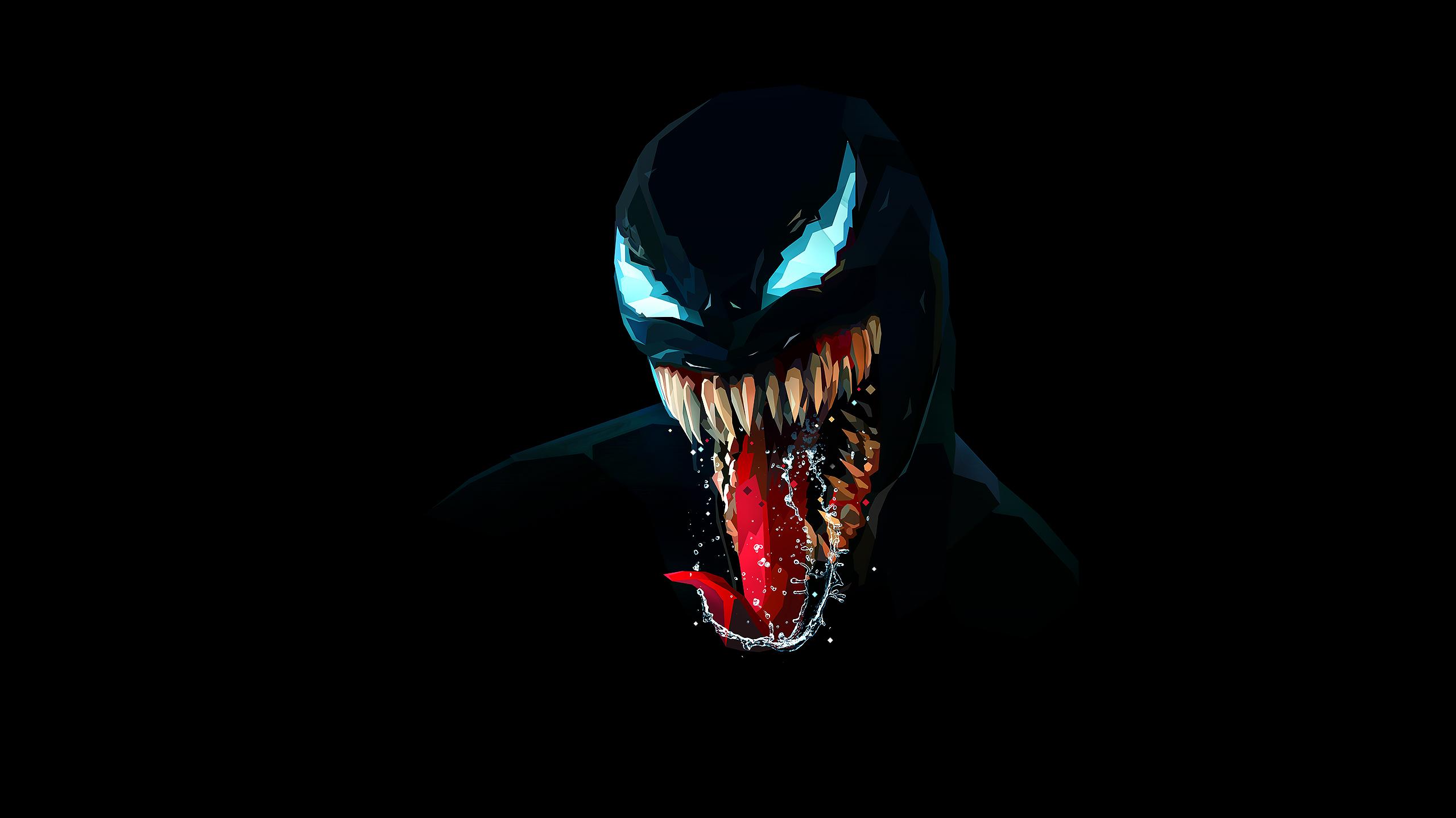 Venom Wallpaper Justin Maller
